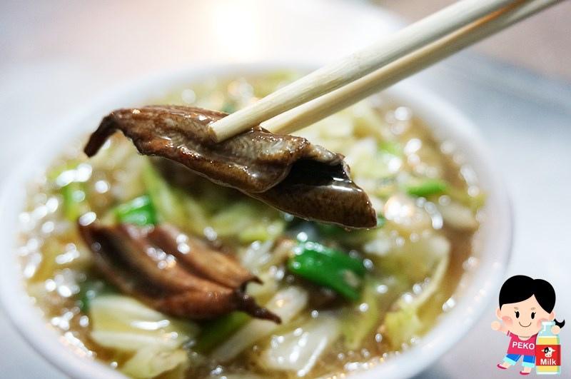 江寧路鱔魚麵  江翠市場鱔魚麵 江子翠站美食06