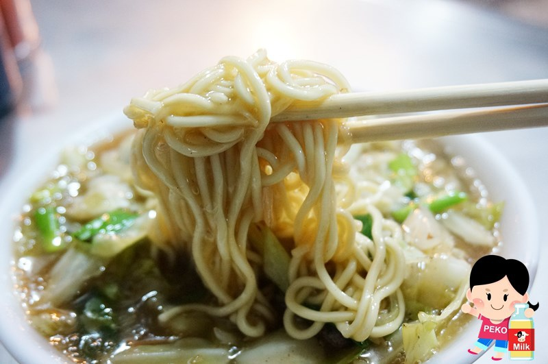 江寧路鱔魚麵  江翠市場鱔魚麵 江子翠站美食07