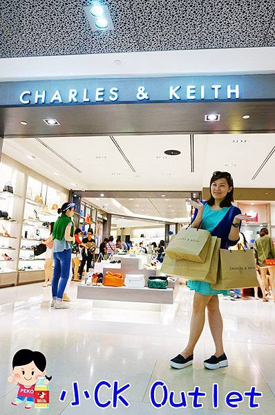 Charles & Keith 小CK Outlet12