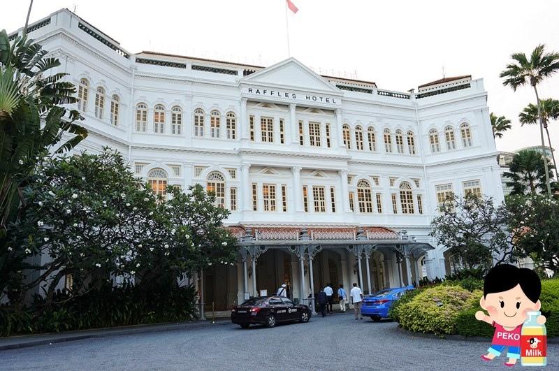 萊佛士酒店 Raffles Hotel