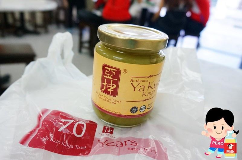 亞坤咖椰土司13