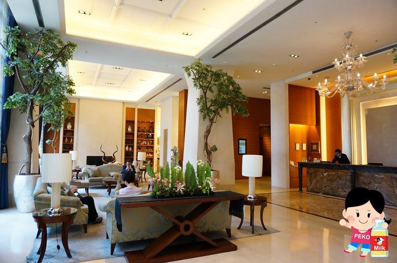 美麗信花園酒店 青庭花園餐廳下午茶02