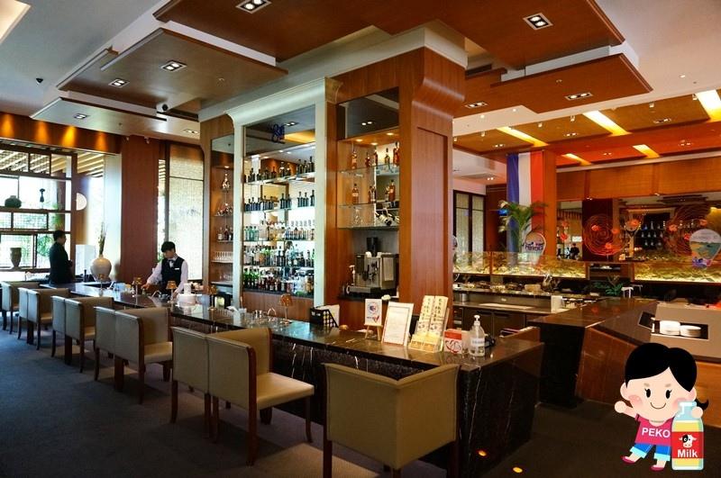 美麗信花園酒店 青庭花園餐廳下午茶04