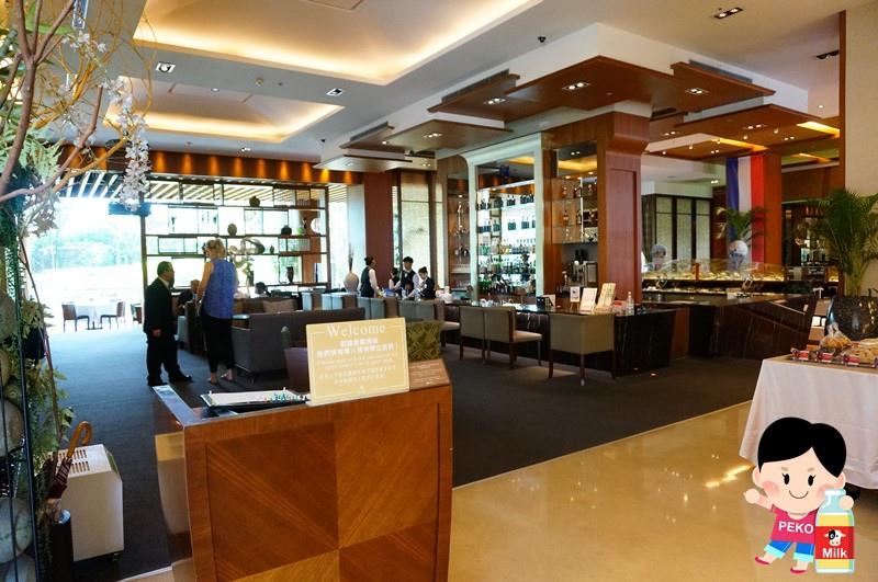 美麗信花園酒店 青庭花園餐廳下午茶03