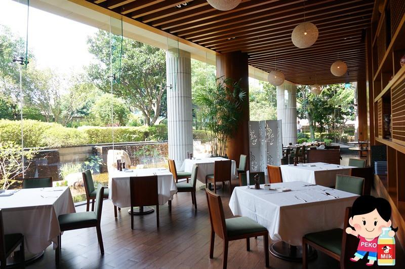 美麗信花園酒店 青庭花園餐廳下午茶06