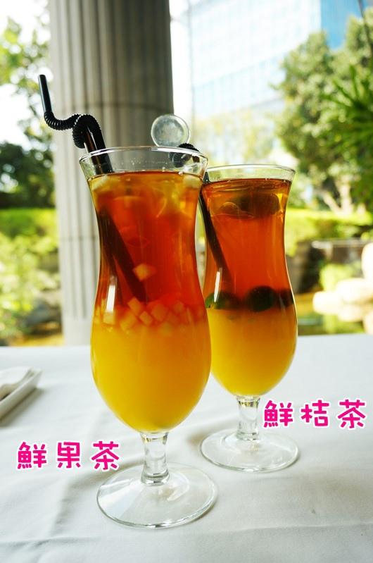 美麗信花園酒店 青庭花園餐廳下午茶11