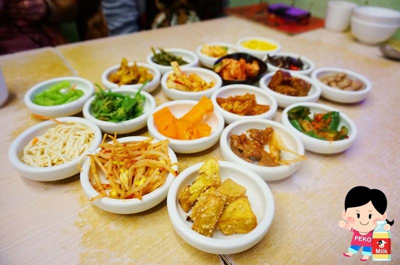 朝鮮味韓國料理07