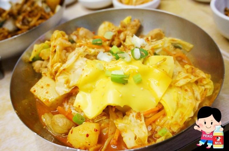 朝鮮味韓國料理12