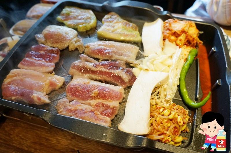 娘子韓食烤八色豬五花11
