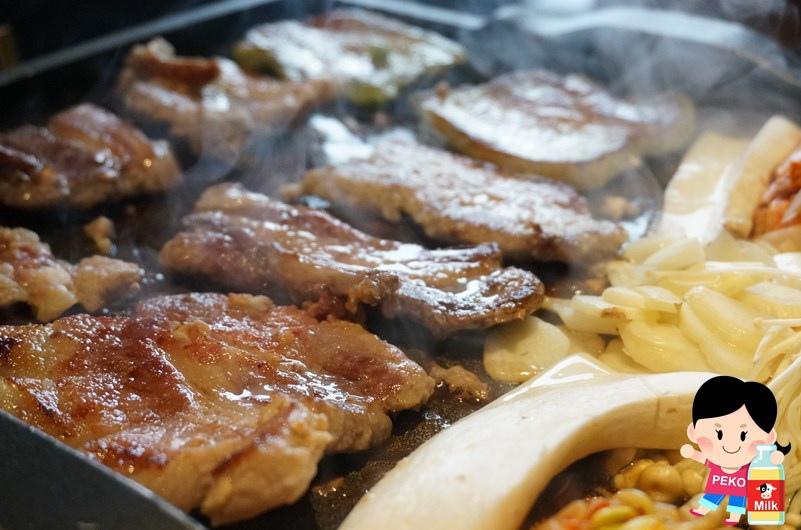 娘子韓食烤八色豬五花12
