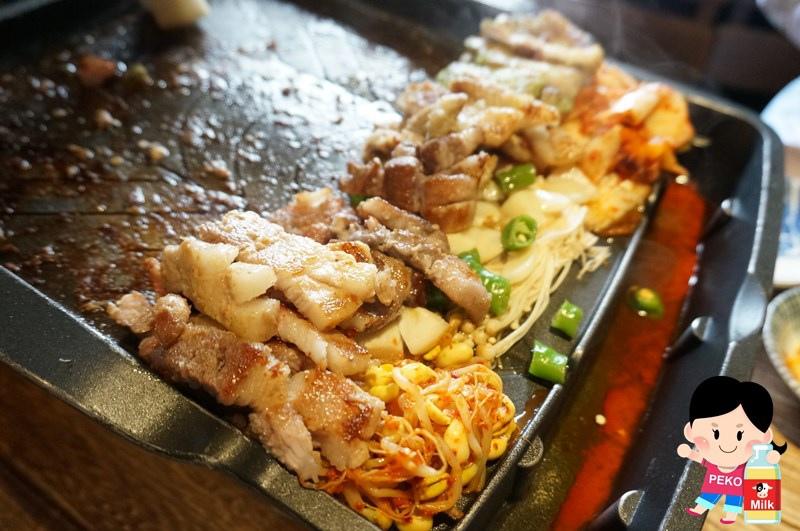 娘子韓食烤八色豬五花14