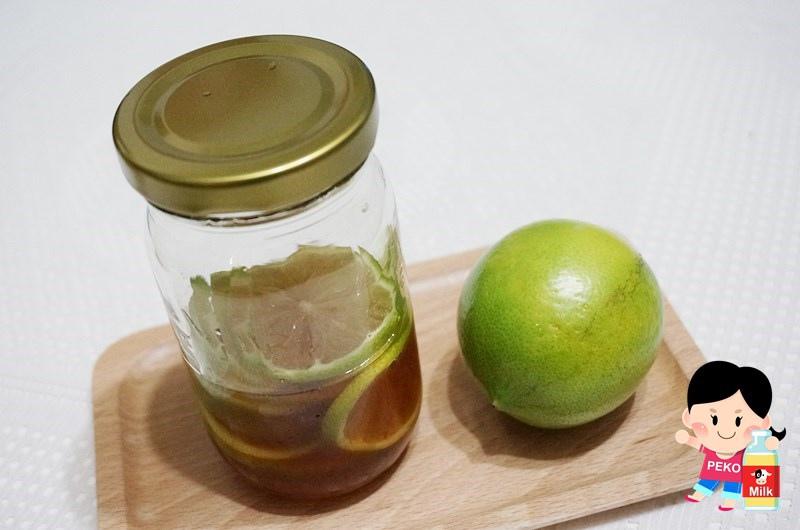 蜂蜜醃檸檬