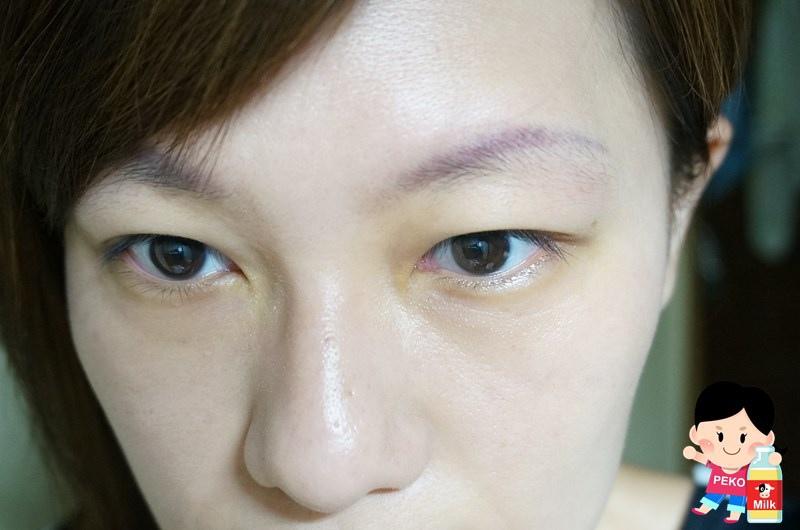 希拉時尚紋繡美學苑 東區繡眼線 韓式隱形眼線 3D立體眼線01