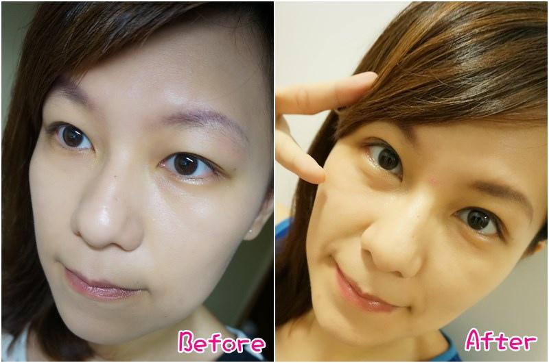 希拉時尚紋繡美學苑 東區繡眼線 韓式隱形眼線 3D立體眼線02