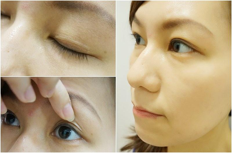希拉時尚紋繡美學苑 東區繡眼線 韓式隱形眼線 3D立體眼線03