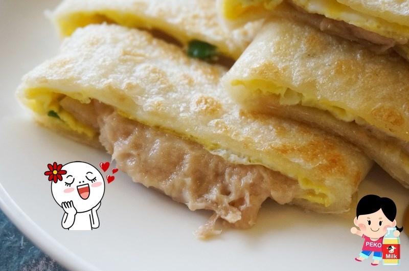 百味早餐 手工蛋餅06