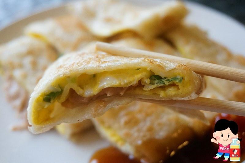 百味早餐 手工蛋餅05