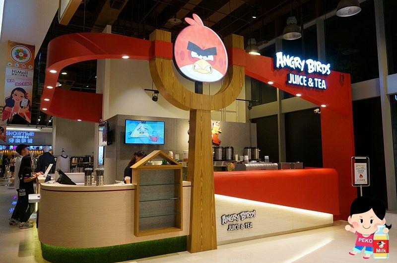 憤怒鳥主題餐廳 Angry Birds Juice&Tea02