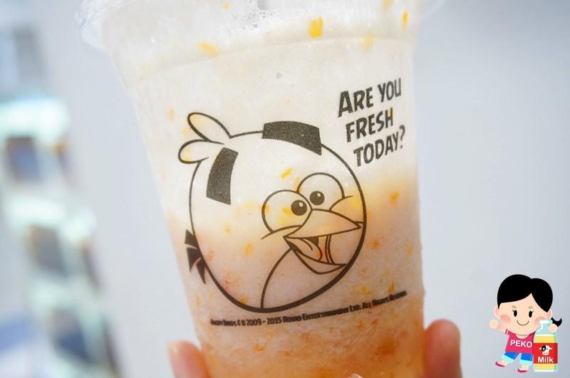 憤怒鳥主題餐廳 Angry Birds Juice&Tea08