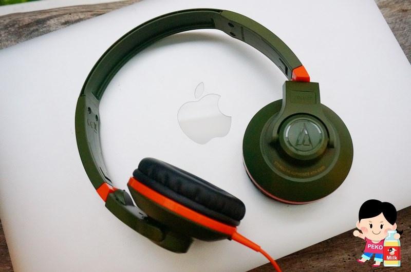 鐵三角 Audio-technica-街頭DJ風格可折疊式頭戴耳機(ATH-S300)02