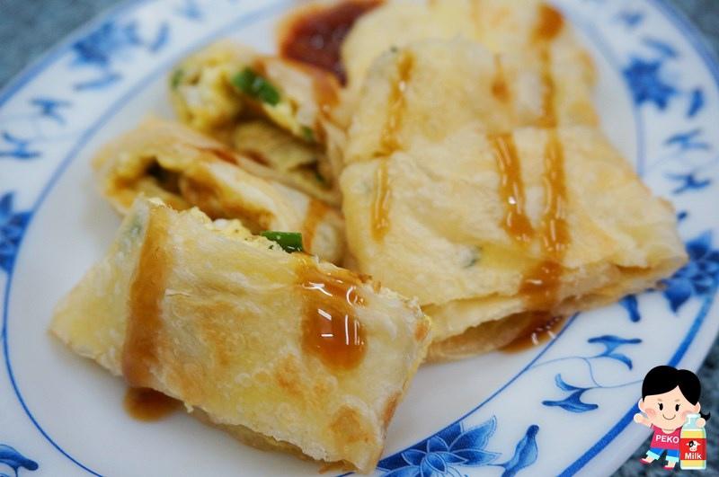 松江豆漿 手工蛋餅06