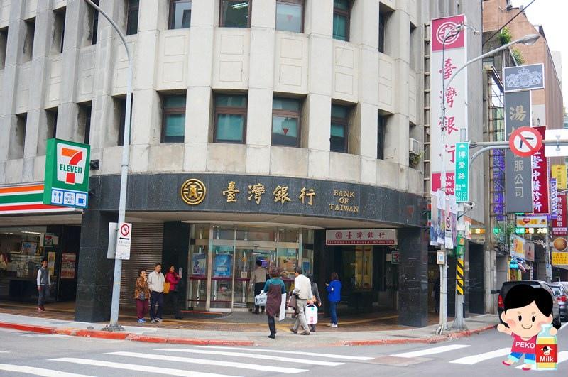 台灣銀行 外幣提款機 美金 日幣 港幣 人民幣01