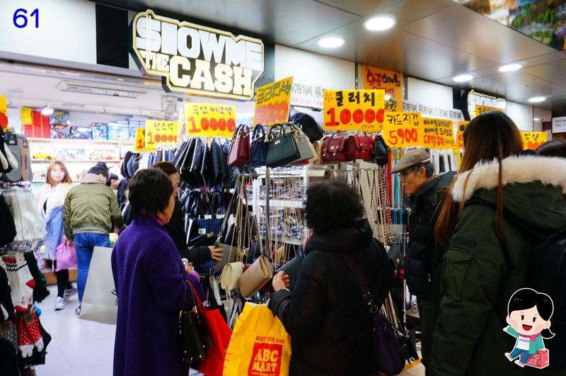 韓國地下街 韓國購物街 永登浦地下街 首爾五大地下街 地鐵永登浦站