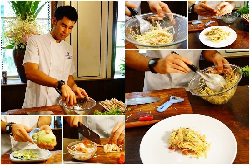 藍象餐廳.藍象廚藝學校.藍象餐廳做菜.曼谷藍象.Blue Elephant Cooking School.泰國曼谷米其林三星餐廳.藍象料理教室.