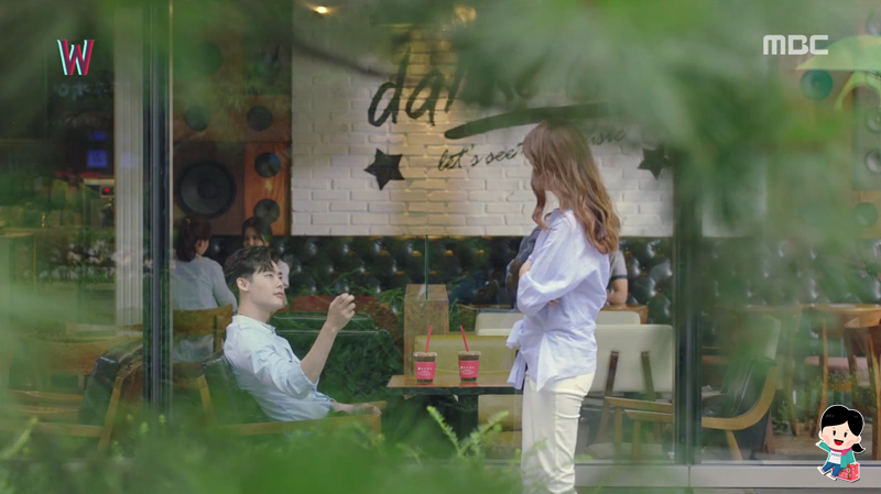 dal.komm coffee.W兩個世界.光化門店.韓國連鎖咖啡廳.
