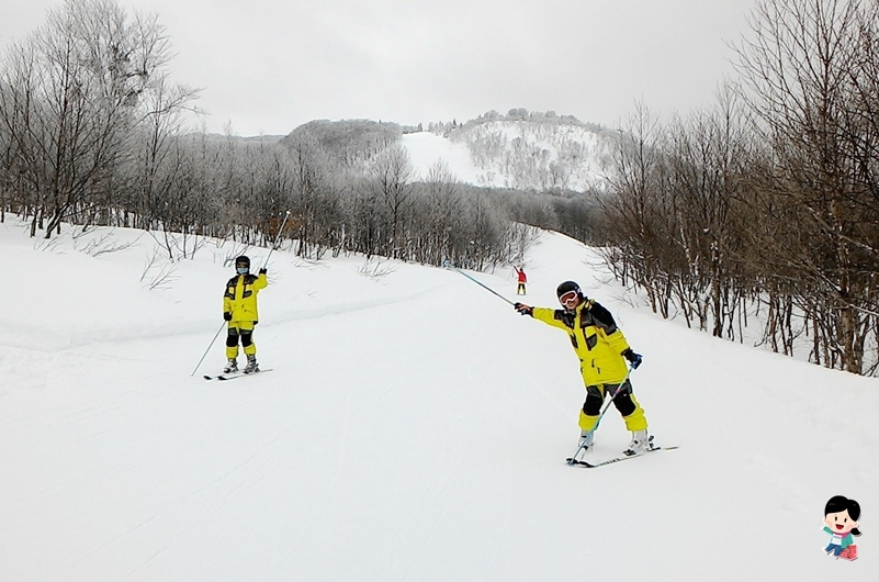 AOMORI SPRING Ski Resort.青森溫泉滑雪場.日本東北滑雪.鯵澤町.雪精靈滑雪團.粉雪.