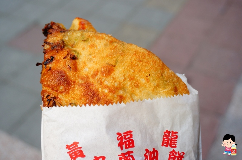 黃福龍脆皮蔥油餅.黃福龍蔥油餅.炸蛋蔥油餅.後火車站美食.三多屋爸爸嘴.華陰街脆皮鮮奶甜甜圈.