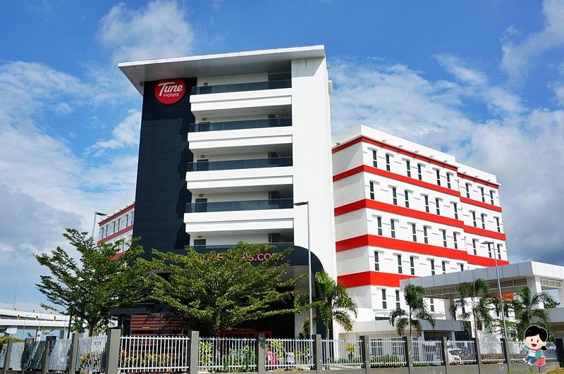 Tune Hotel klia2.吉隆坡飯店推薦.馬來西亞吉隆坡住宿便宜.吉隆坡機場交通.Gateway@KLIA2購物中心.