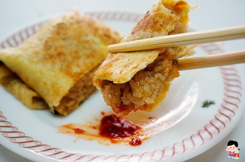 板橋美食.手工蛋餅.肉粽蛋餅.石頭肉圓.板橋中式早餐.江子翠美食.江子翠早餐.