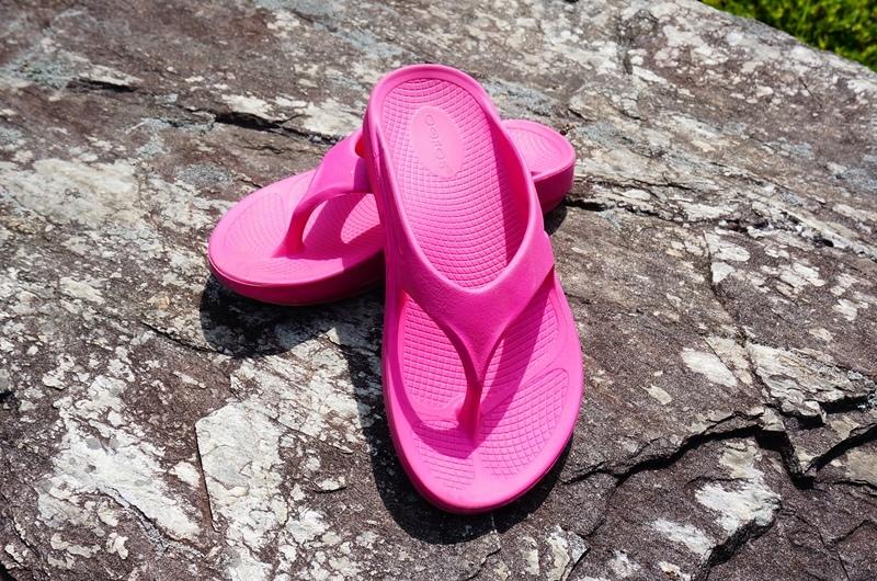 美國 OOFOS 肌力恢復紓壓鞋