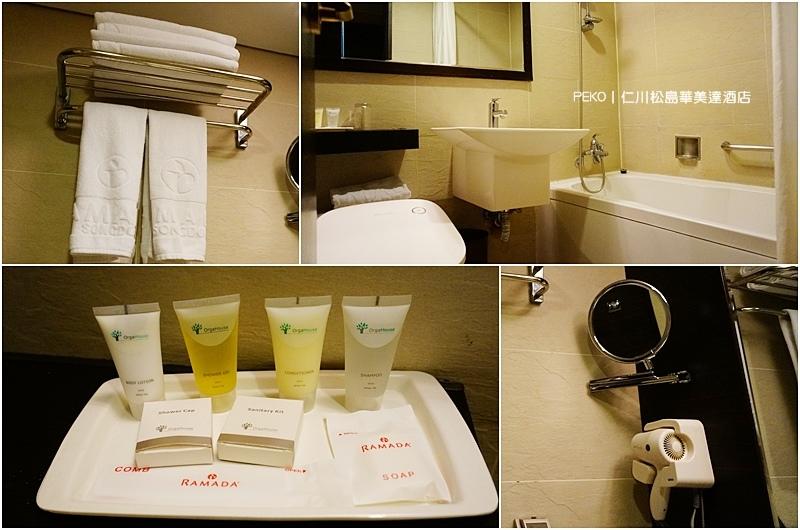 仁川松島華美達酒店.Ramada Songdo Hotel.仁川住宿推薦.仁川酒店.仁川1號線東春站.