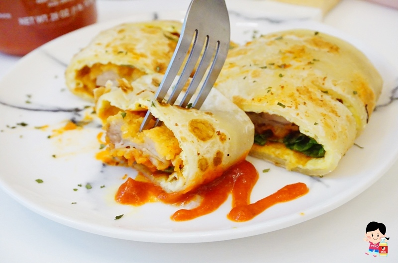 咖樂早午餐.板橋早午餐.板橋美食.板橋咖啡廳.新埔站美食.咖樂菜單.韓風咖啡廳.