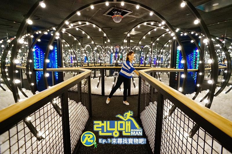 Running Man主題體驗館.Running Man體驗館.RM體驗館.SM免稅店.仁寺洞.首爾.