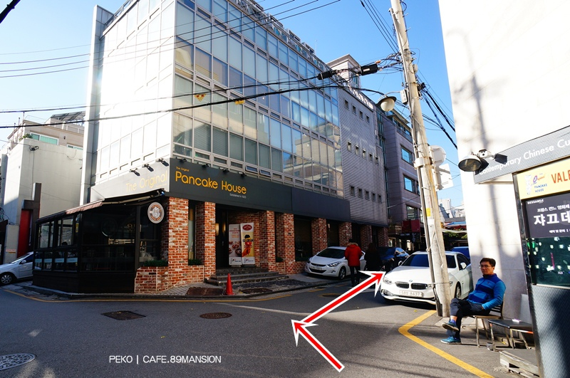 CAFE.89MANSION.李鍾碩咖啡廳.89M Cafe.新沙洞咖啡廳.林蔭道咖啡店.89MANSION菜單MENU.