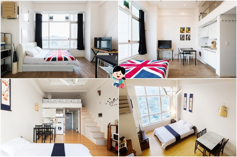 首爾民宿.韓國民宿.首爾住宿.首爾站民宿.首爾自由行.202 公寓首爾站.
