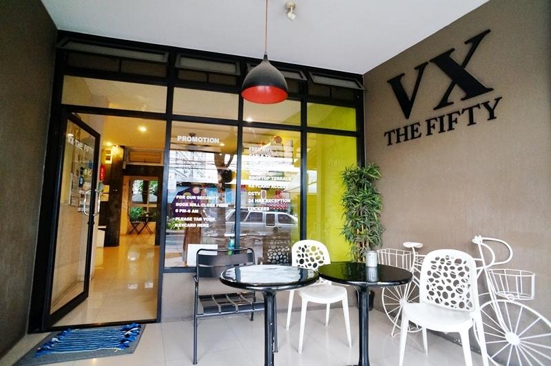 VX The Fifty.VX五十旅館.曼谷住宿.曼谷青旅.曼谷青年旅館.安努站住宿.on nut住宿.