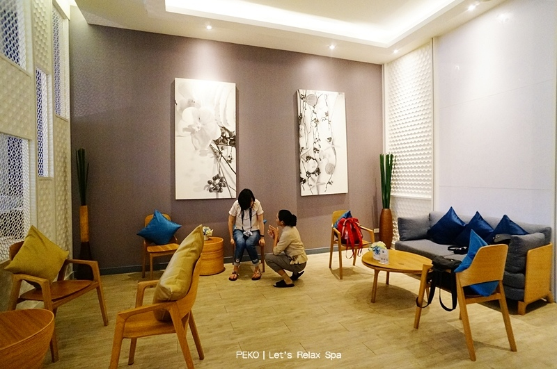 華欣按摩.Let's Relax Spa.Market Village.華欣Let's Relax Spa.華欣按摩推薦.