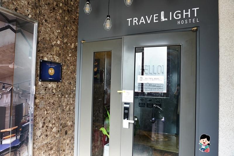 釜山住宿.西面住宿.釜山青年旅館.TraveLight Hostel.輕旅青年旅館.輕旅青旅.西面青旅.