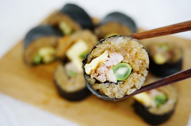 懶人料理.粽子料理.粽子壽司.粽子料理食譜.粽子料理方式.粽子食譜.