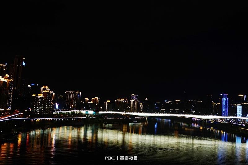 重慶景點.重慶旅遊.重慶夜景.洪崖洞.千廝門大橋.