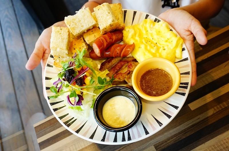 板橋早午餐.板橋美食.午號出口.江子翠早午餐.