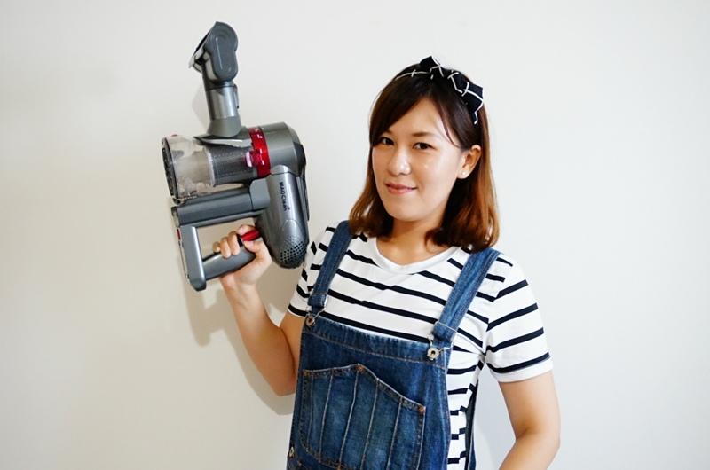 塵蟎吸塵器.直立吸塵器.無線吸塵器.無線手持吸塵器.除蟎.MAO Clean M5.BMXrobot吸塵器.