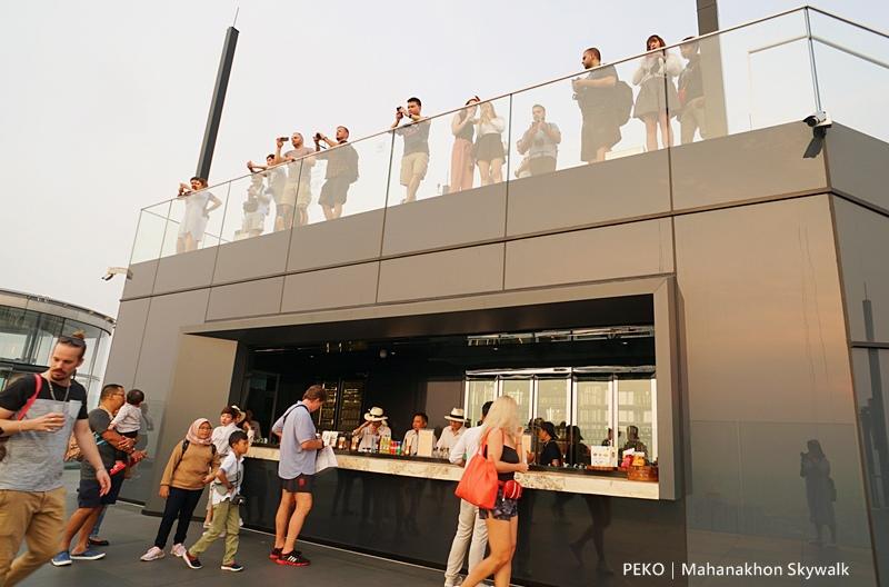 曼谷景點.MahaNakhon.Mahanakhon Skywalk.曼谷最高大樓.曼谷mahanakhon skywalk.曼谷第一高樓.曼谷新地標.Mahanakhon玻璃天空步道.曼谷夜景.