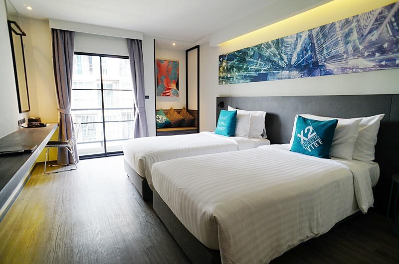 曼谷住宿.曼谷飯店.ON NUT飯店.X2 Vibe Bangkok Sukhumvit Hotel.ON NUT 住宿.X2飯店.