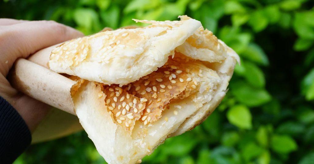 廣泰豆漿.萬華美食.萬華早餐.蟹殼黃.廣泰豆漿 萬華.廣泰豆漿酥餅.廣泰豆漿甜餅.萬華蟹殼黃.