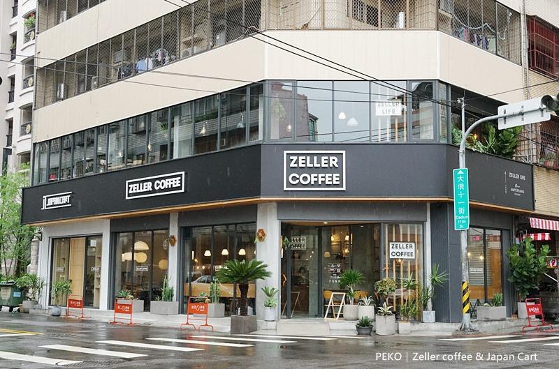 台中美食.台中咖啡廳.南屯咖啡廳.南屯美食.Zeller Life.Zeller Coffee.Japancart.宅樂咖啡.青之果醬.